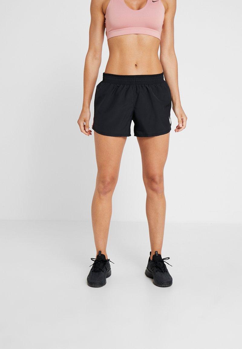 Nike Performance - RUN SHORT - Pantalón corto de deporte - black/black