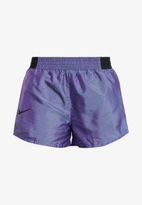 Nike Performance - TEMPO SHORT AIR - Pantalón corto de deporte - voltage purple/black - 4