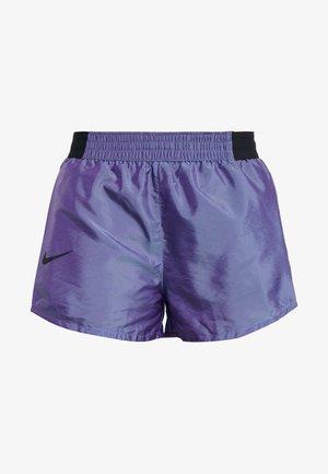 TEMPO SHORT AIR - Krótkie spodenki sportowe - voltage purple/black