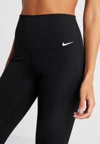 Nike Performance - COLLECTION - Collant - black/white - 3
