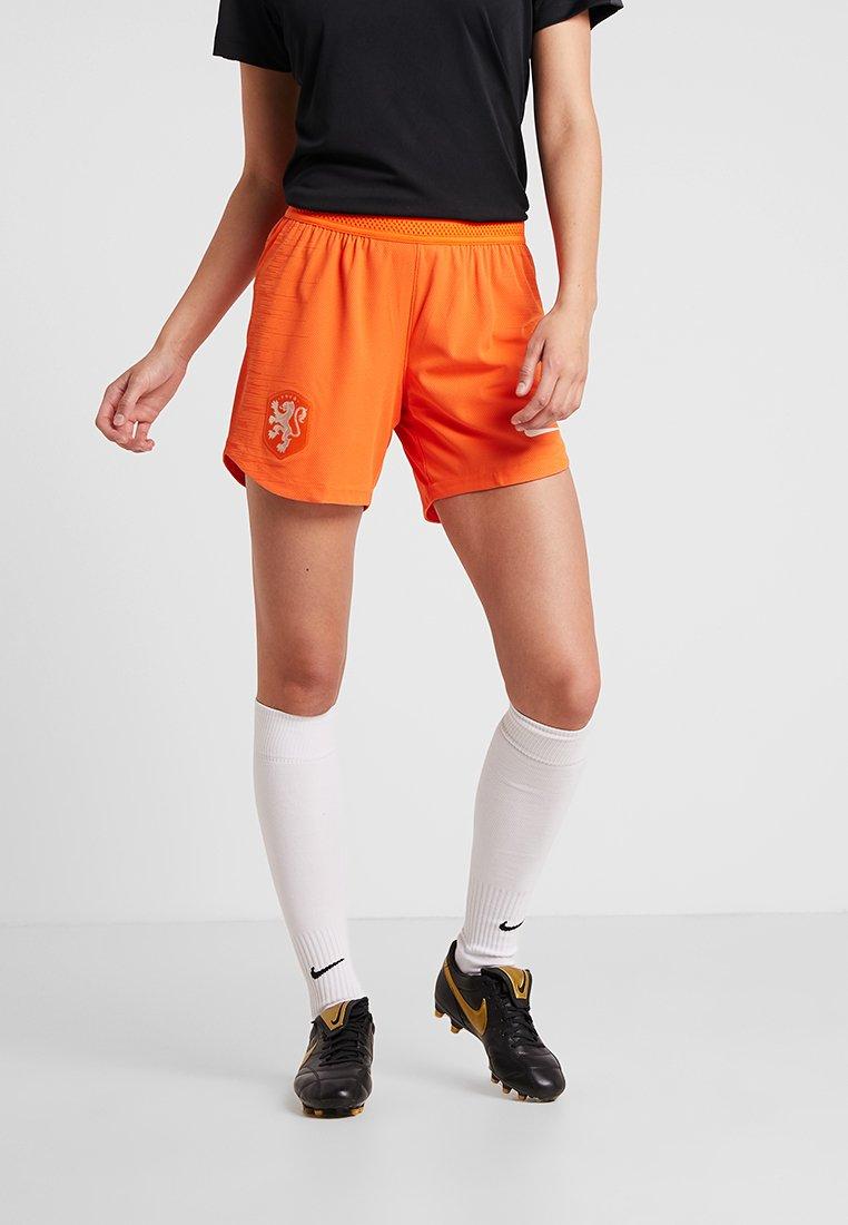 Nike Performance - NIEDERLANDE HOME VAPOR - kurze Sporthose - safety orange