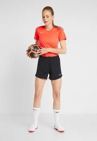 Nike Performance - DRI FIT ACADEMY - Sports shorts - black/white - 1