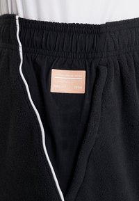 Nike Performance - FC DRY PANT  - Tracksuit bottoms - black/white/rose gold - 3