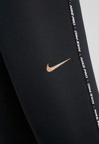 Nike Performance - Collant - black - 5