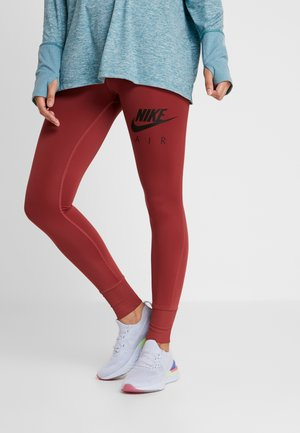 FAST AIR  - Tights - red/black