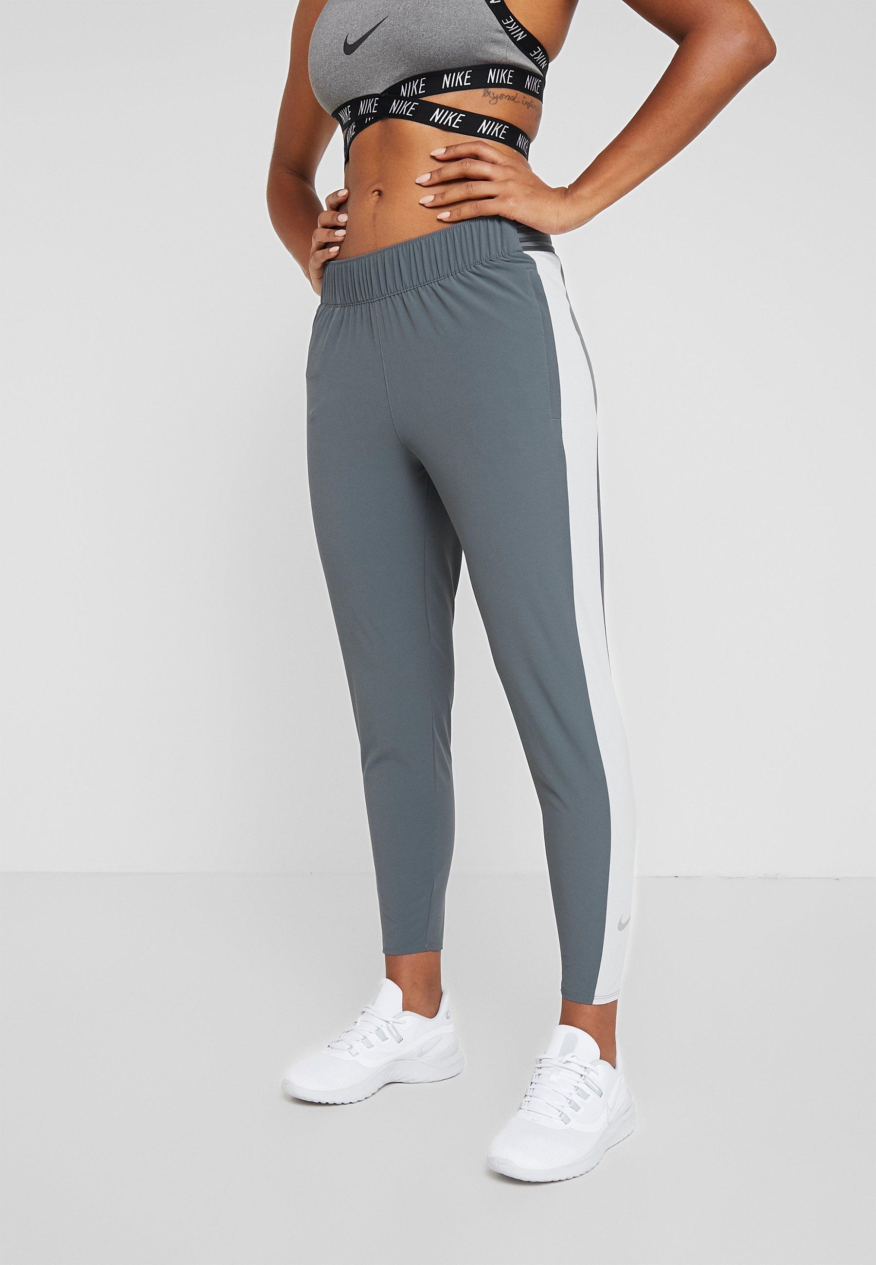 Nike Performance Stoffhose - iron grey/grey fog/silver