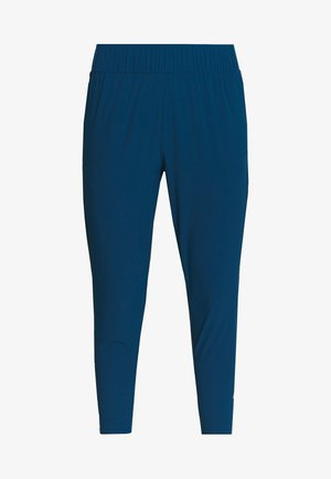 Trousers - valerian blue/reflective silver