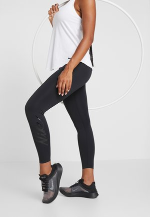 Leggings - black/gunsmoke/atmosphere grey/black