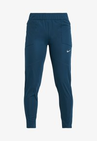 Nike Performance - SHIELD PROTECT PANT - Pantalones deportivos - midnight turq/silver - 5