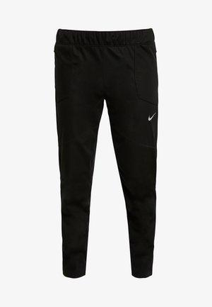 SHIELD PROTECT PANT - Teplákové kalhoty - black/silver