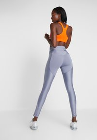 Nike Performance - CITY REFLECT - Legging - stellar indigo/reflect black - 2