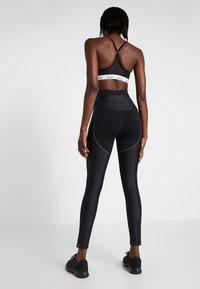 Nike Performance - CITY REFLECT - Collant - black/reflect black - 2