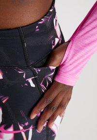Nike Performance - EPIC - Legging - fire pink/black - 4