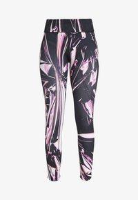 Nike Performance - EPIC - Legging - fire pink/black - 6