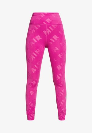 AIR  - Tights - fire pink/reflective silver