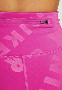 Nike Performance - AIR  - Tights - fire pink/reflective silver - 5