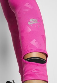 Nike Performance - AIR  - Tights - fire pink/reflective silver - 3