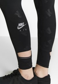 Nike Performance - AIR  - Tights - black/silver