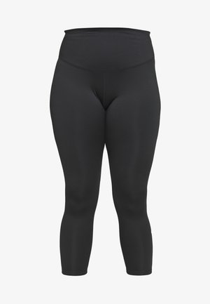 ONE PLUS  - Leggings - black/white