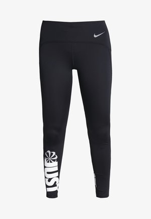 PEED - Legging - black/white