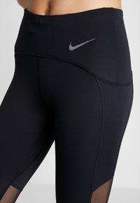 Nike Performance - PEED - Medias - black/white - 5