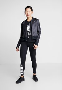 Nike Performance - PEED - Medias - black/white - 1