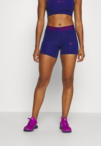 Nike Performance - Leggings - deep royal blue/noble red - 0