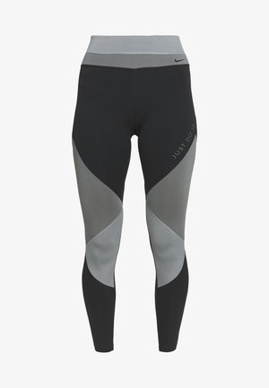 ONE - Legginsy - smoke grey/black/particle grey