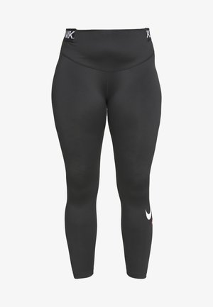 ONE PLUS - Legging - black/white
