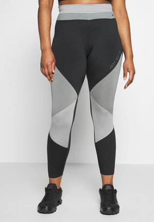 ONE PLUS - Tights - smoke grey/black