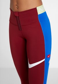 Nike Performance - ICON CLASH  - Collants - team red/game royal/white - 3