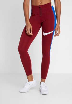 ICON CLASH  - Legging - team red/game royal/white