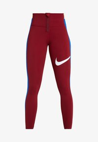 Nike Performance - ICON CLASH  - Collants - team red/game royal/white - 4