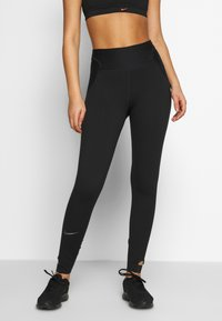 Nike Performance - CITY  - Tights - black - 0