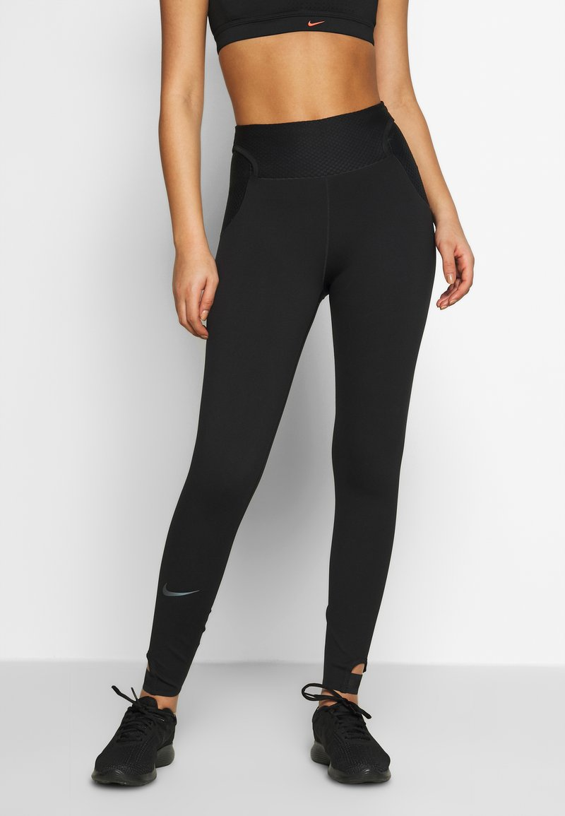 Nike Performance - CITY  - Tights - black