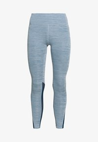 Nike Performance - ONE 7/8 - Tights - valerian blue - 4