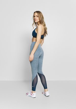 Tights - valerian blue