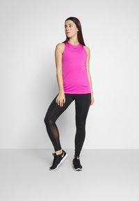Nike Performance - Leggings - black - 1
