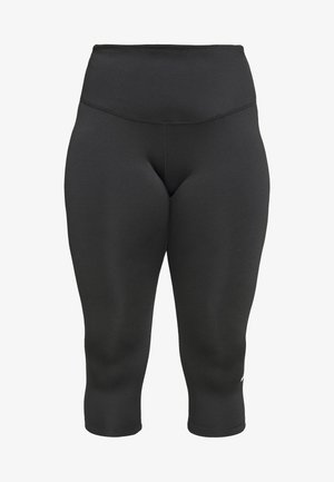 ONE CROP PLUS - Tights - black