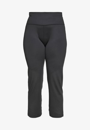 CLASSIC GYM PANT PLUS - Pantaloni sportivi - black