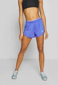 Nike Performance - TEMPO SHORT  - Pantalón corto de deporte - sapphire/light thistle - 0