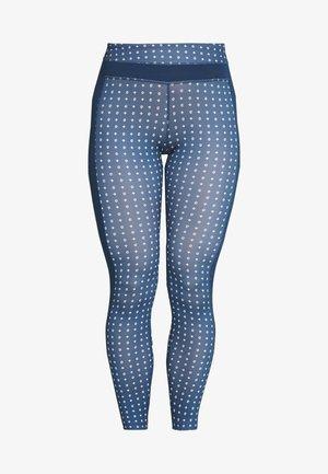 ONE - Legging - valerian blue/black