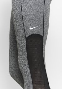 Nike Performance - W NP TGHT SPACE DYE - Tights - cerulean/fire pink/black/white - 5