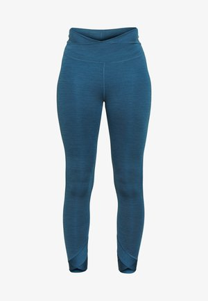 YOGA WRAP 7/8  - Collants - valerian blue