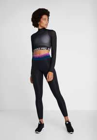 Nike Performance - Legging - black - 1