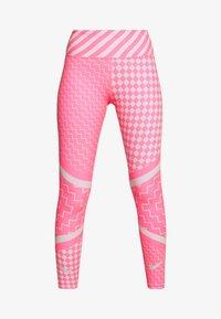 Nike Performance - EPIC LX  - Legging - digital pink/reflective silver - 4