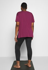 Nike Performance - WRAP PLUS - Tights - black/smoke grey - 2