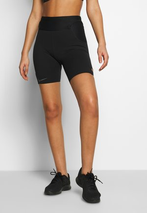 CITY SHORT  - Legging - black