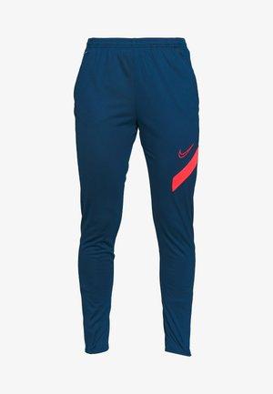 DRY ACADEMY PANT - Trainingsbroek - valerian blue/laser crimson