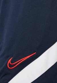 Nike Performance - DRY ACADEMY  - Sports shorts - obsidian/white/laser crimson - 2